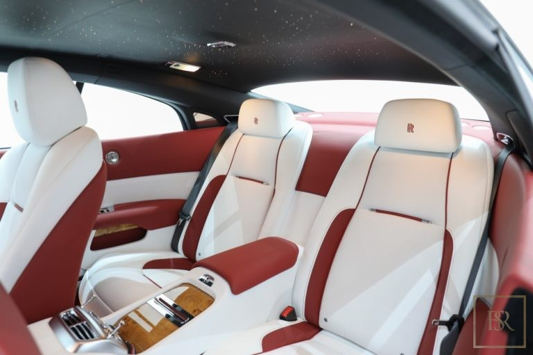 2018 Rolls-Royce WRAITH Automatic for sale For Super Rich