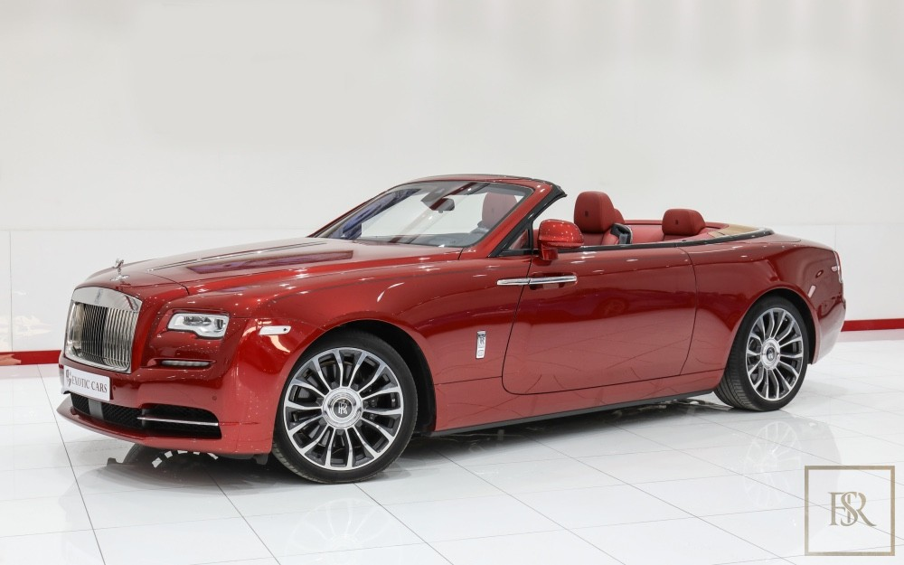 2018 Rolls-Royce DAWN for sale For Super Rich