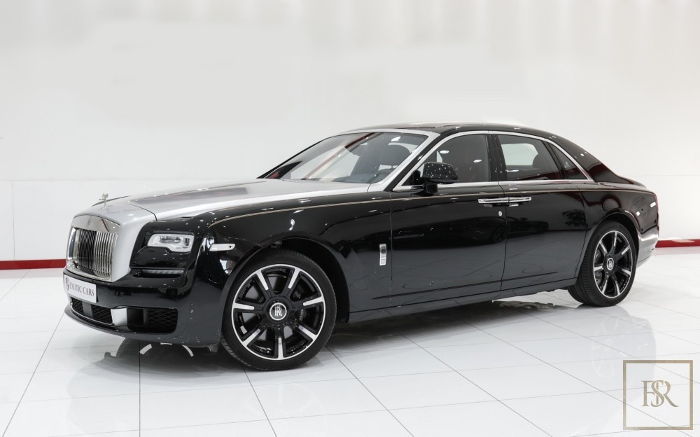 2018 Rolls-Royce GHOST for sale For Super Rich