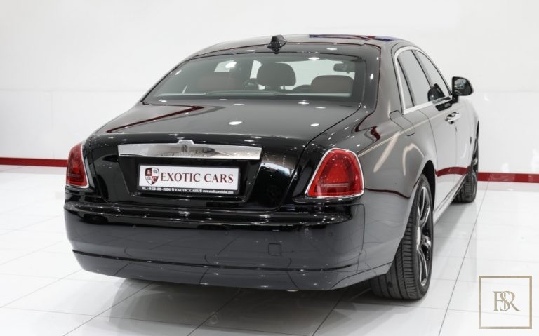 2018 Rolls-Royce GHOST 6.0 Litre for sale For Super Rich