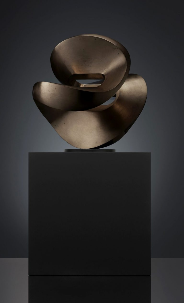 Art Sculpture WATERLILY - Bronze Collection Czechia for sale For Super Rich