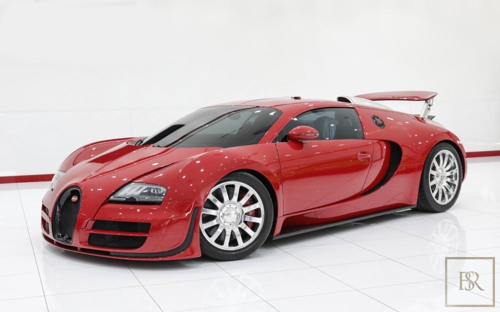 2012 Bugatti VEYRON for sale For Super Rich