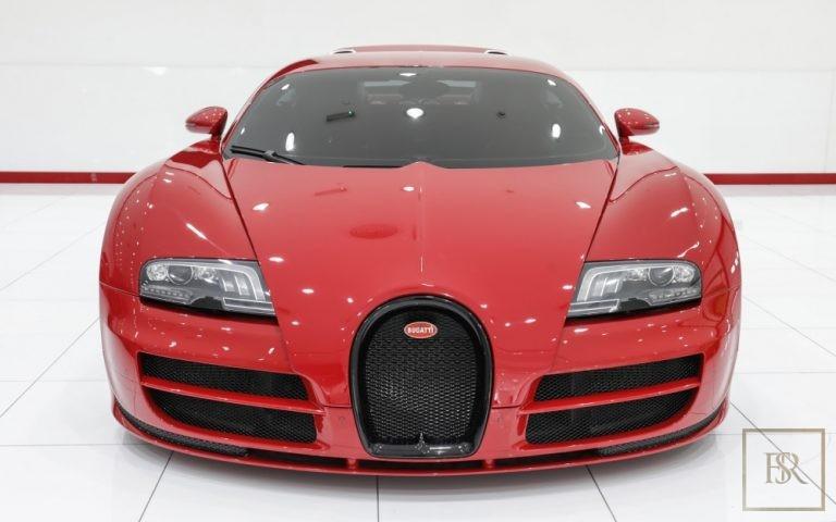 2012 Bugatti VEYRON Red + Black for sale For Super Rich