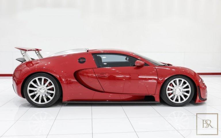 2012 Bugatti VEYRON RED for sale For Super Rich