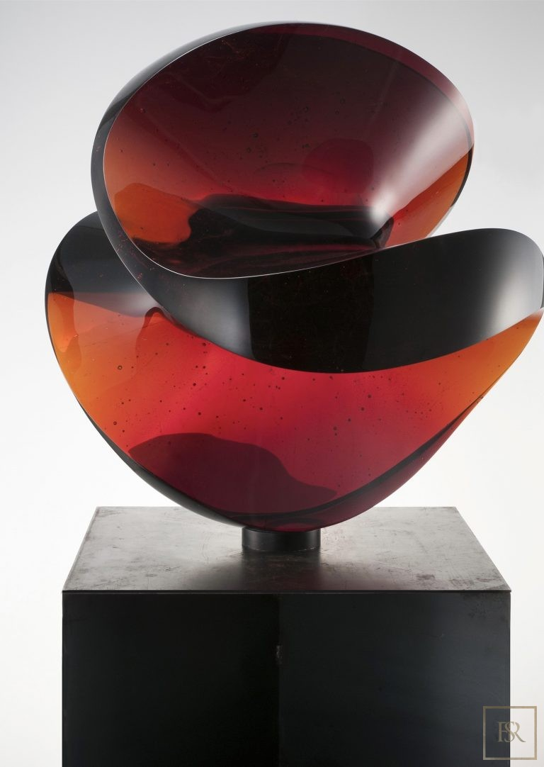 Art Sculpture BOHEMIAN CRYSTAL  Luxury for sale For Super Rich