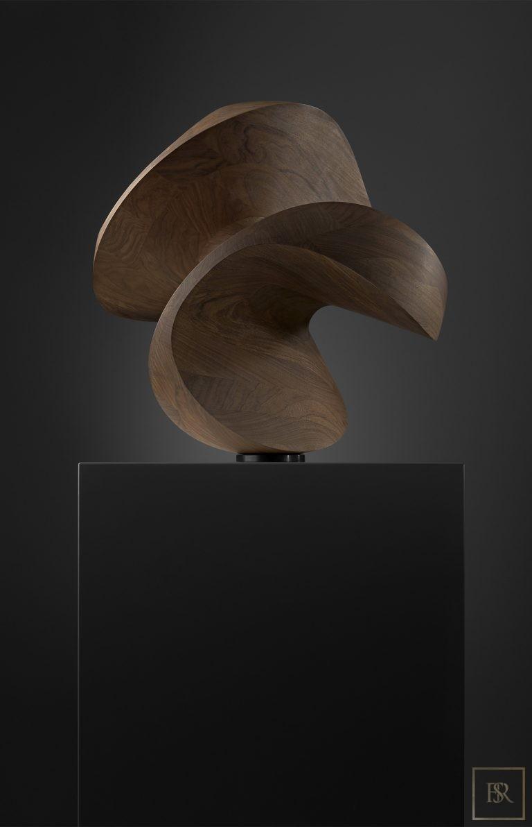 Art Sculpture VENUS - Wood Collection Luxury for sale For Super Rich