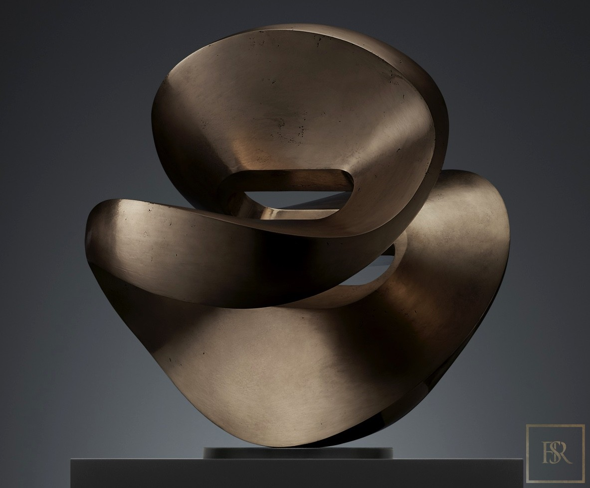 Art Sculpture WATERLILY - Bronze Collection for sale For Super Rich
