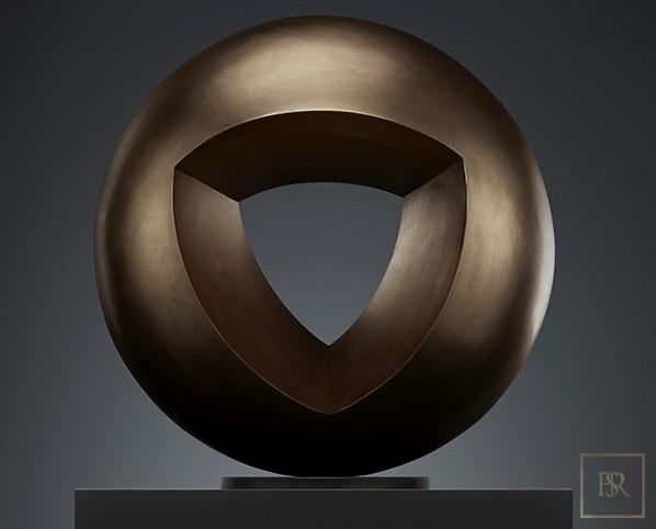 Art Sculpture WATERLILY - Bronze Collection Unique for sale For Super Rich
