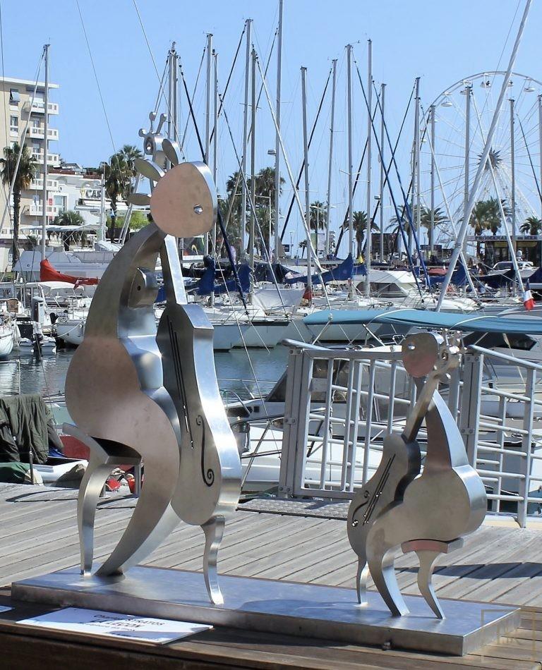 Sculpture, STRATOS - La Leçon
