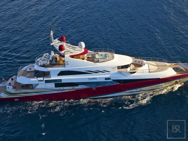 Philip Zepter Yachts, JOYME, 49 (Meters)