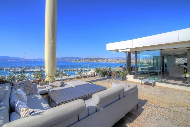 Penthouse, Cannes - French Riviera