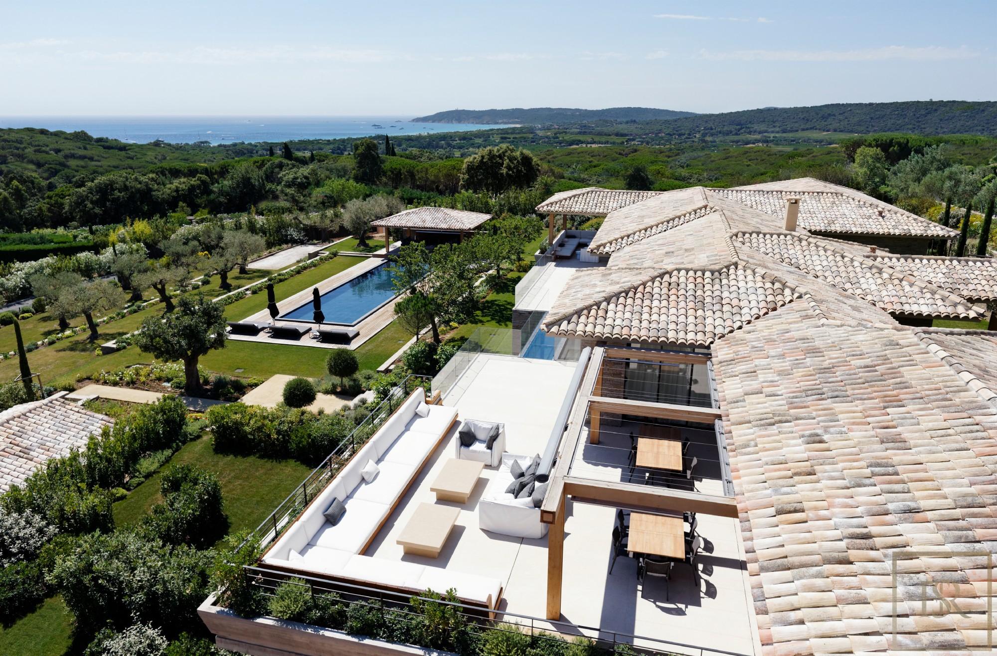 Villa Modern 9 BR - Saint-Tropez, French Riviera rental For Super Rich