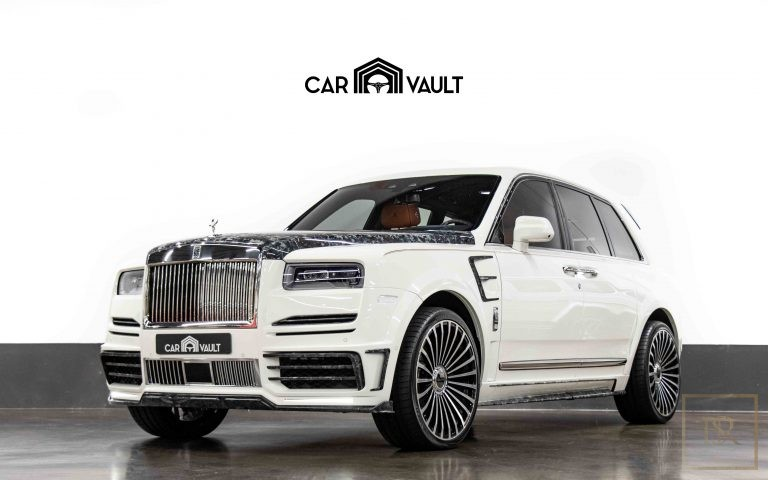 2020 Rolls-Royce CULLINAN White for sale For Super Rich