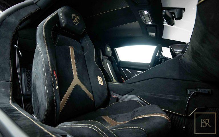 2020 Lamborghini AVENTADOR SVJ luxury for sale For Super Rich
