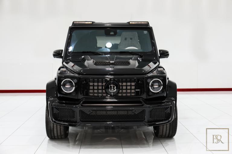 2020 Mercedes Brabus Black for sale For Super Rich