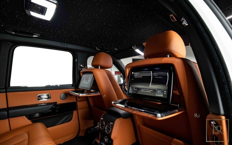 2020 Rolls-Royce CULLINAN classified ads for sale For Super Rich