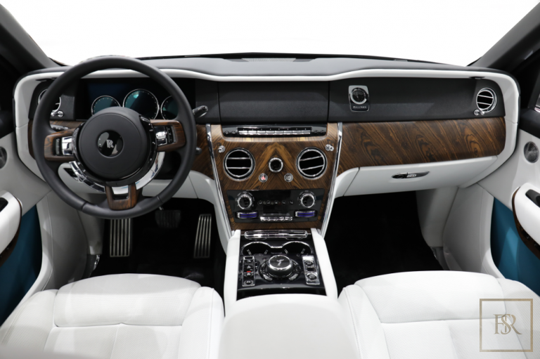 used Rolls-Royce CULLINAN for sale dubai