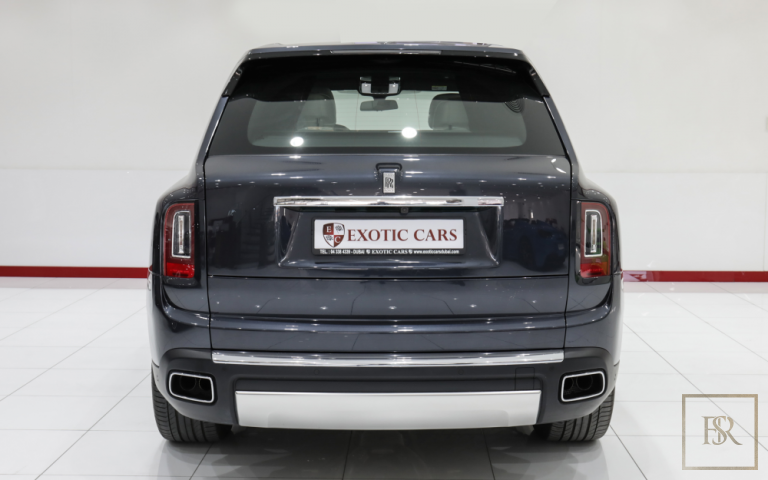 used Rolls-Royce CULLINAN for sale supercars