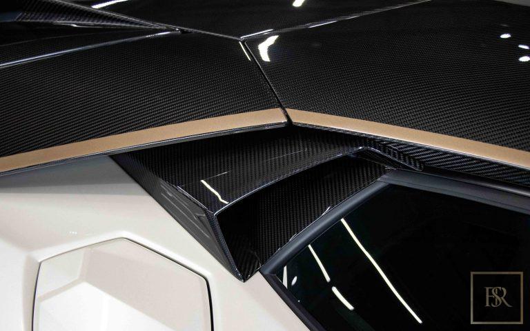 2020 Lamborghini AVENTADOR SVJ interior for sale For Super Rich