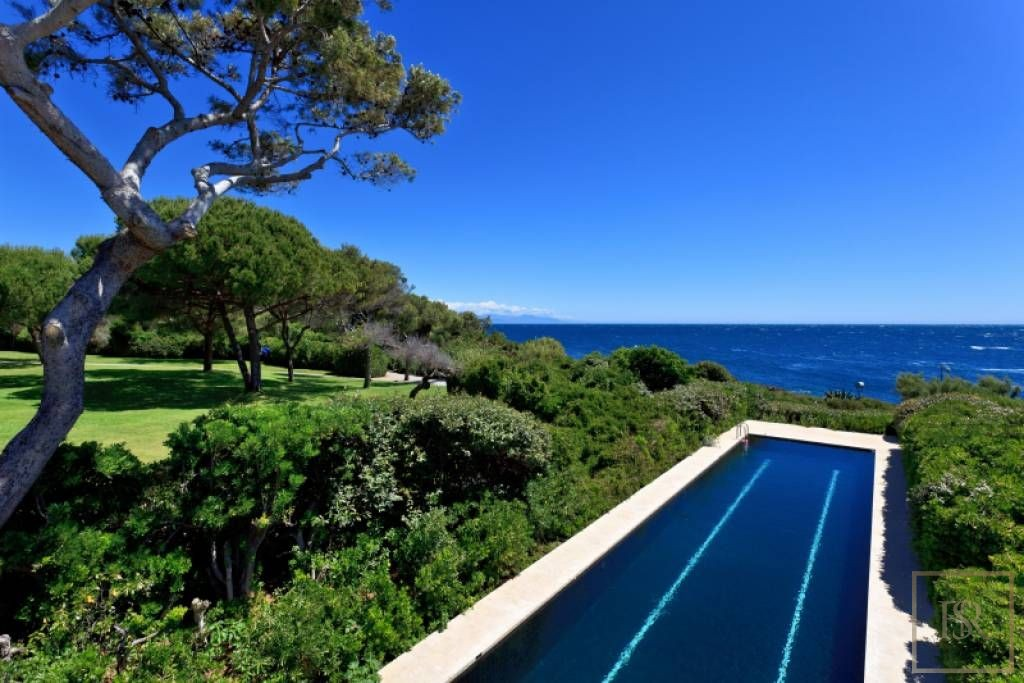 Villa 1100 m2 8 BR Helipad - Cap d'Antibes, French Riviera rental For Super Rich