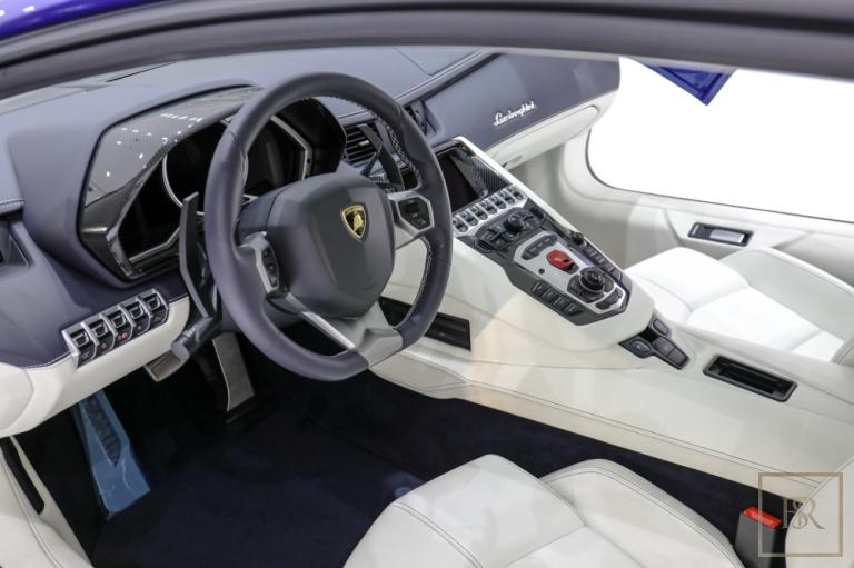 used Lamborghini Aventador LP 720-4 50th Anniversary for sale dubai