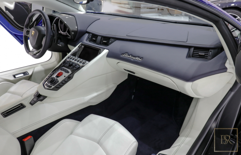 most luxury car for sale Lamborghini Aventador LP 720-4 50th Anniversary used