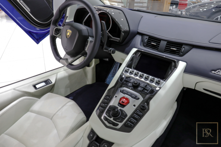 used Lamborghini Aventador LP 720-4 50th Anniversary for sale uae