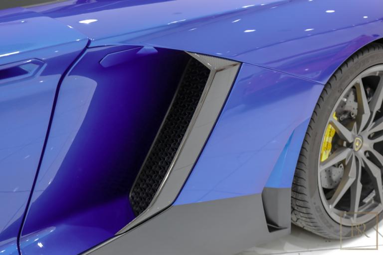 used Lamborghini Aventador LP 720-4 50th Anniversary for sale hypercar