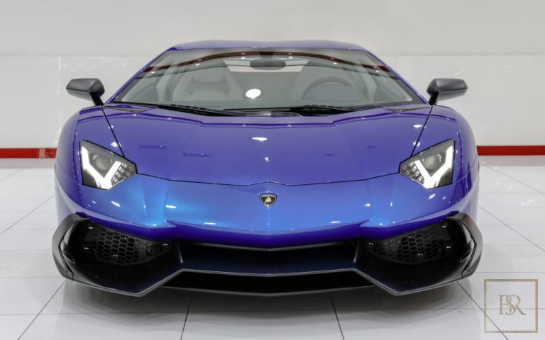 used Lamborghini Aventador LP 720-4 50th Anniversary for sale