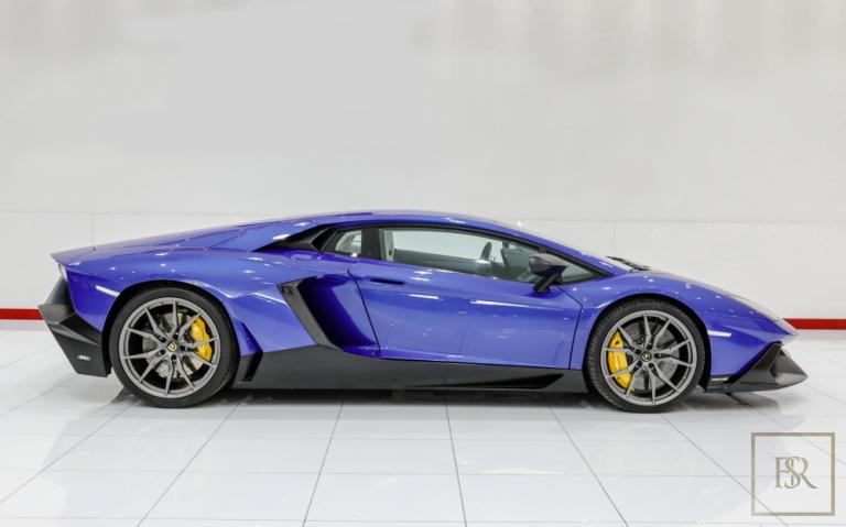 Lamborghini Aventador LP 720-4 50th Anniversary for sale