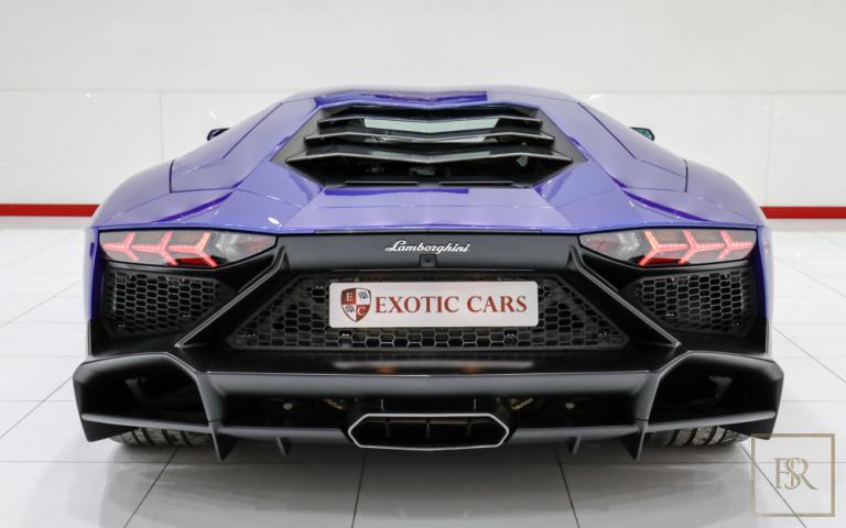 used Lamborghini Aventador LP 720-4 50th Anniversary for sale supercars