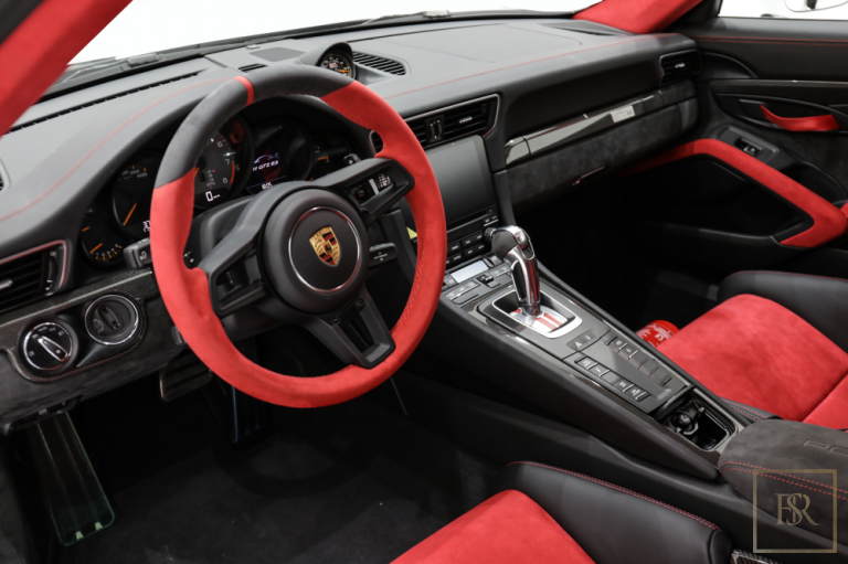 used Porsche 911 GT2 RS for sale worldwide