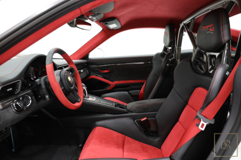 used Porsche 911 GT2 RS for sale for super rich