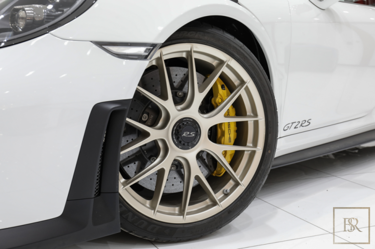 used Porsche 911 GT2 RS for sale luxury car