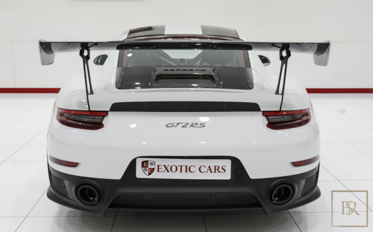 used Porsche 911 GT2 RS for sale supercars