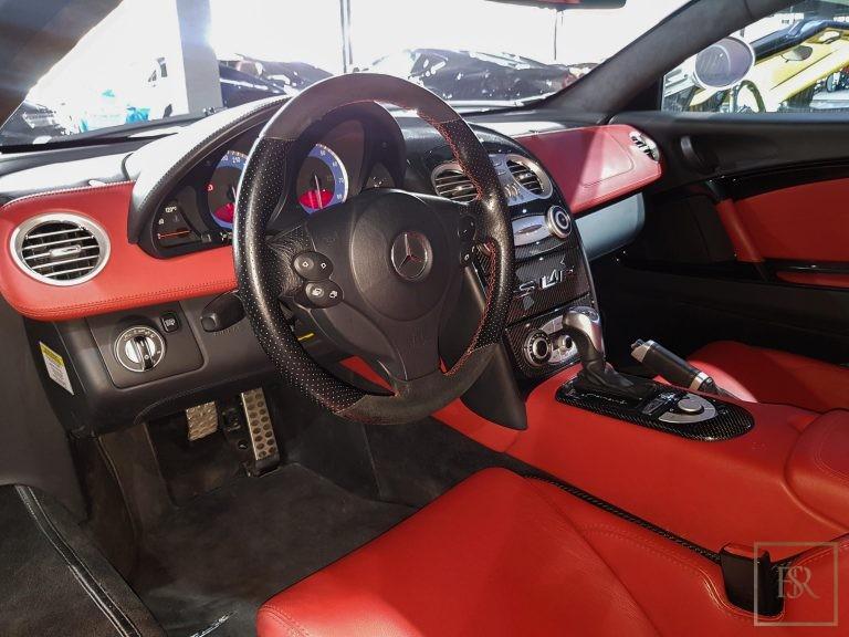 used Mercedes SLR McLAREN for sale luxury car