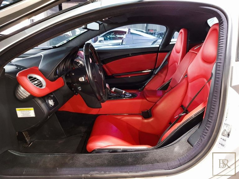 used Mercedes SLR McLAREN for sale hypercar