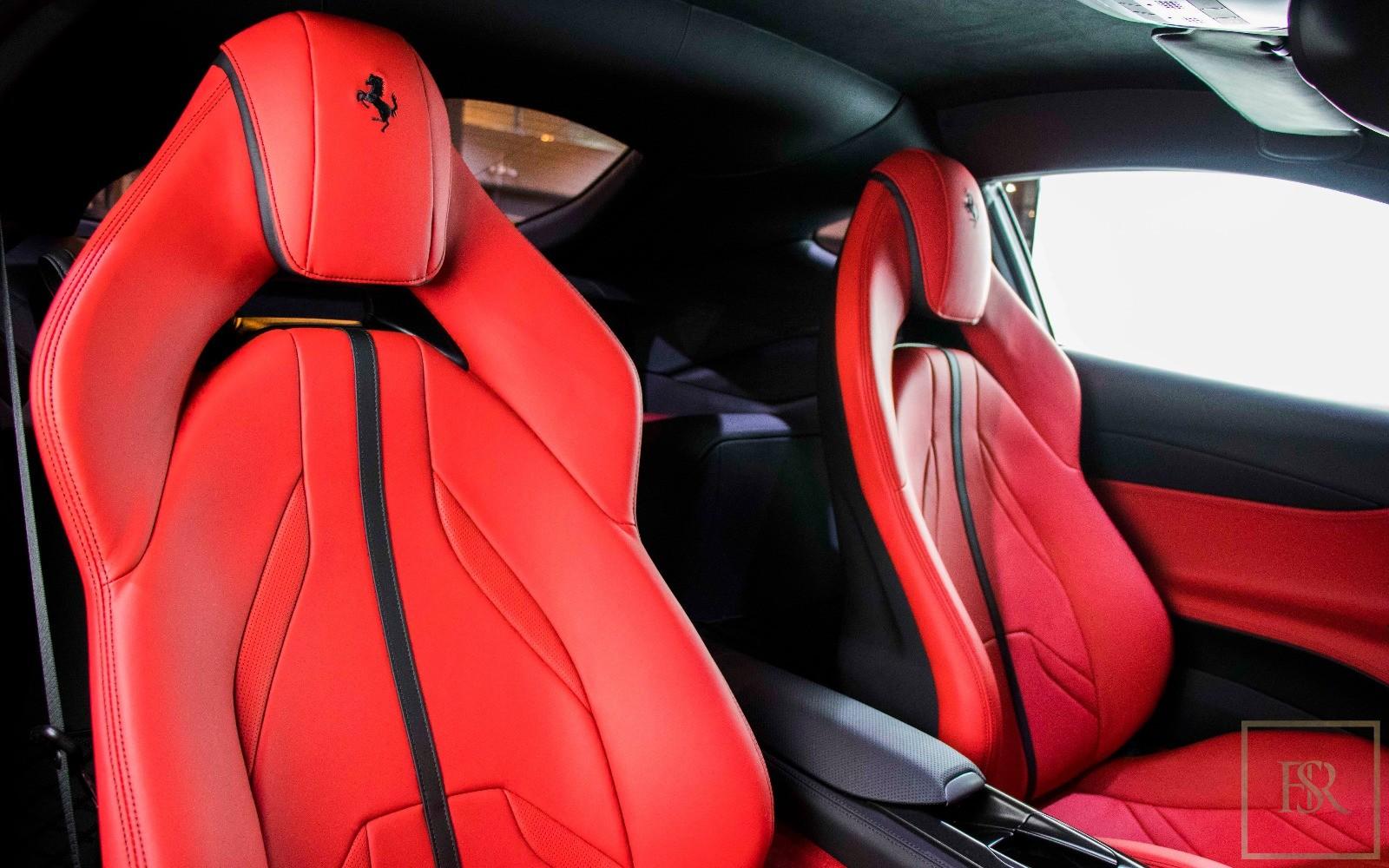 New Exotic 2019 Ferrari 812 Superfast Black 95km For Sale For Super Rich