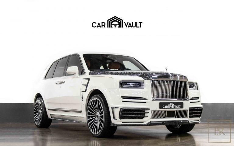 2020 Rolls-Royce CULLINAN Orange  for sale For Super Rich