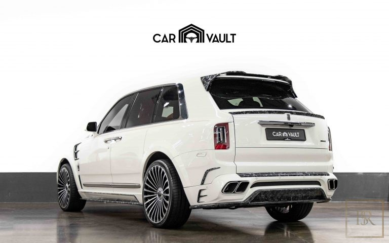 2020 Rolls-Royce CULLINAN 4X4 for sale For Super Rich