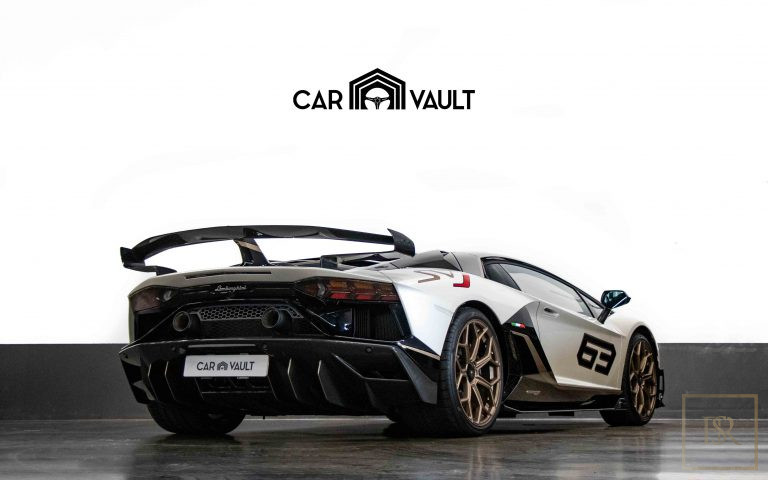 2020 Lamborghini AVENTADOR SVJ Used for sale For Super Rich