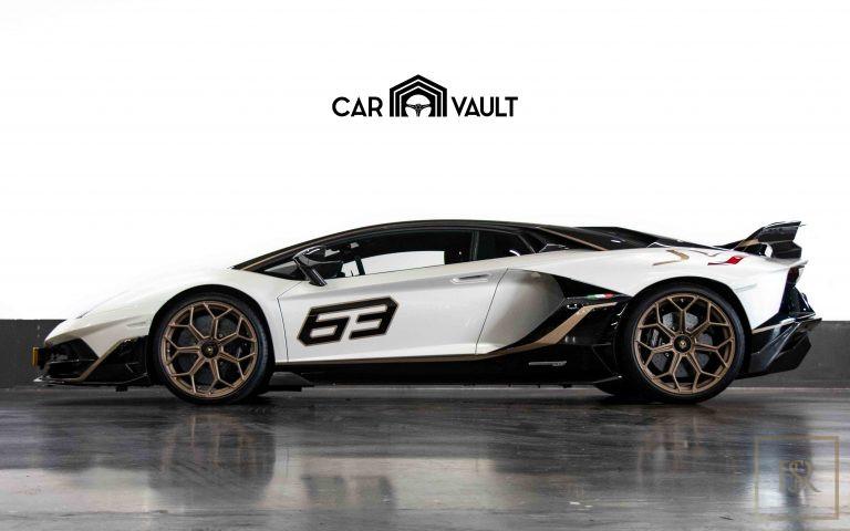 2020 Lamborghini AVENTADOR SVJ 759HP for sale For Super Rich