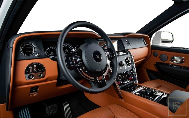 2020 Rolls-Royce CULLINAN photo for sale For Super Rich