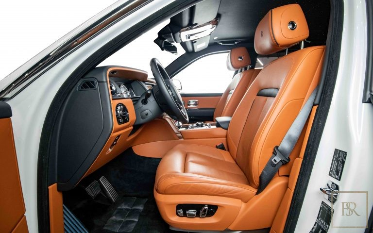 2020 Rolls-Royce CULLINAN image for sale For Super Rich
