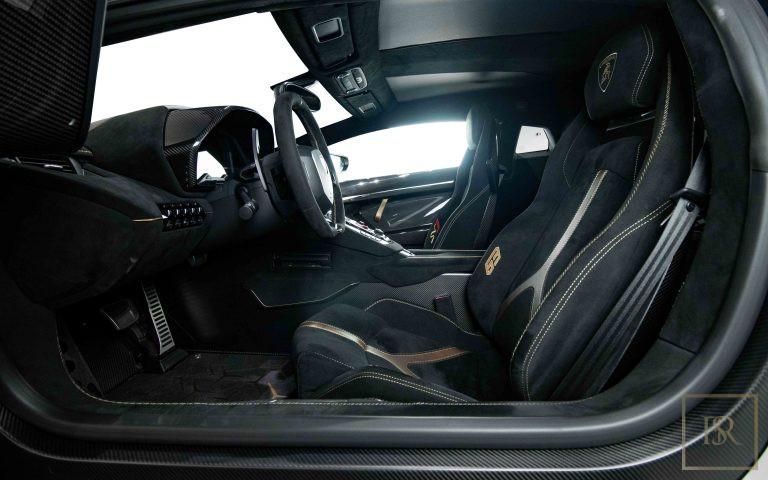 2020 Lamborghini AVENTADOR SVJ Automatic for sale For Super Rich