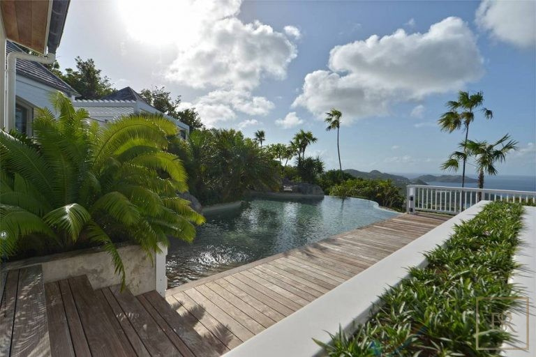 Villa L' Adrech - Lurin, St Barth / St Barts New for sale For Super Rich