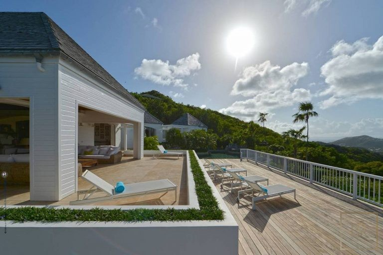 For super rich luxury villa St Barth - Lurin St Barth St. Barthélemy for sale
