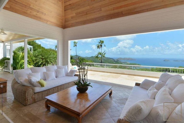 Villa L' Adrech - Lurin, St Barth / St Barts available for sale For Super Rich