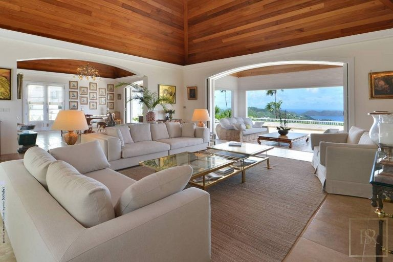 Villa L' Adrech - Lurin, St Barth / St Barts buy for sale For Super Rich