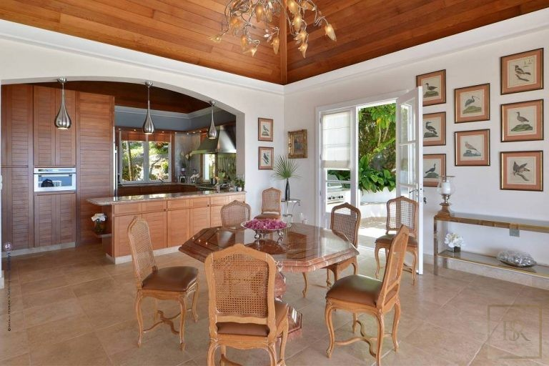 Villa L' Adrech - Lurin, St Barth / St Barts property for sale For Super Rich
